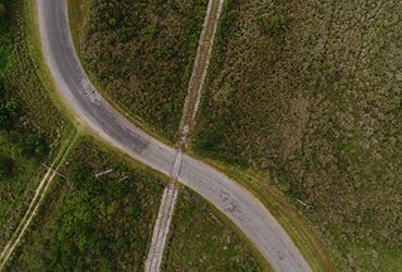 Cartografía dron – Ruta 15
