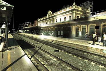 Escaneo estación Murcia