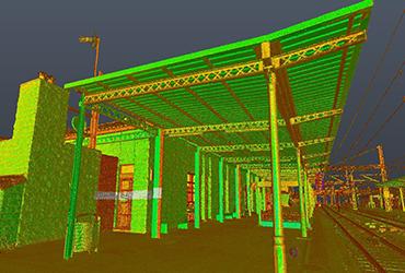 Escaneo estación Tardienta